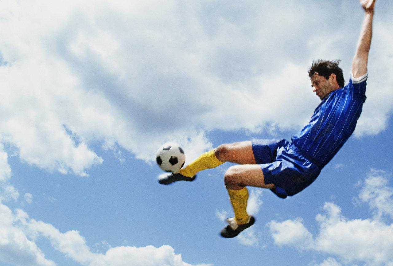 プロによるサッカートレーニング