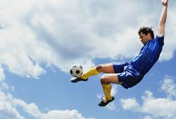 Salto de futebol