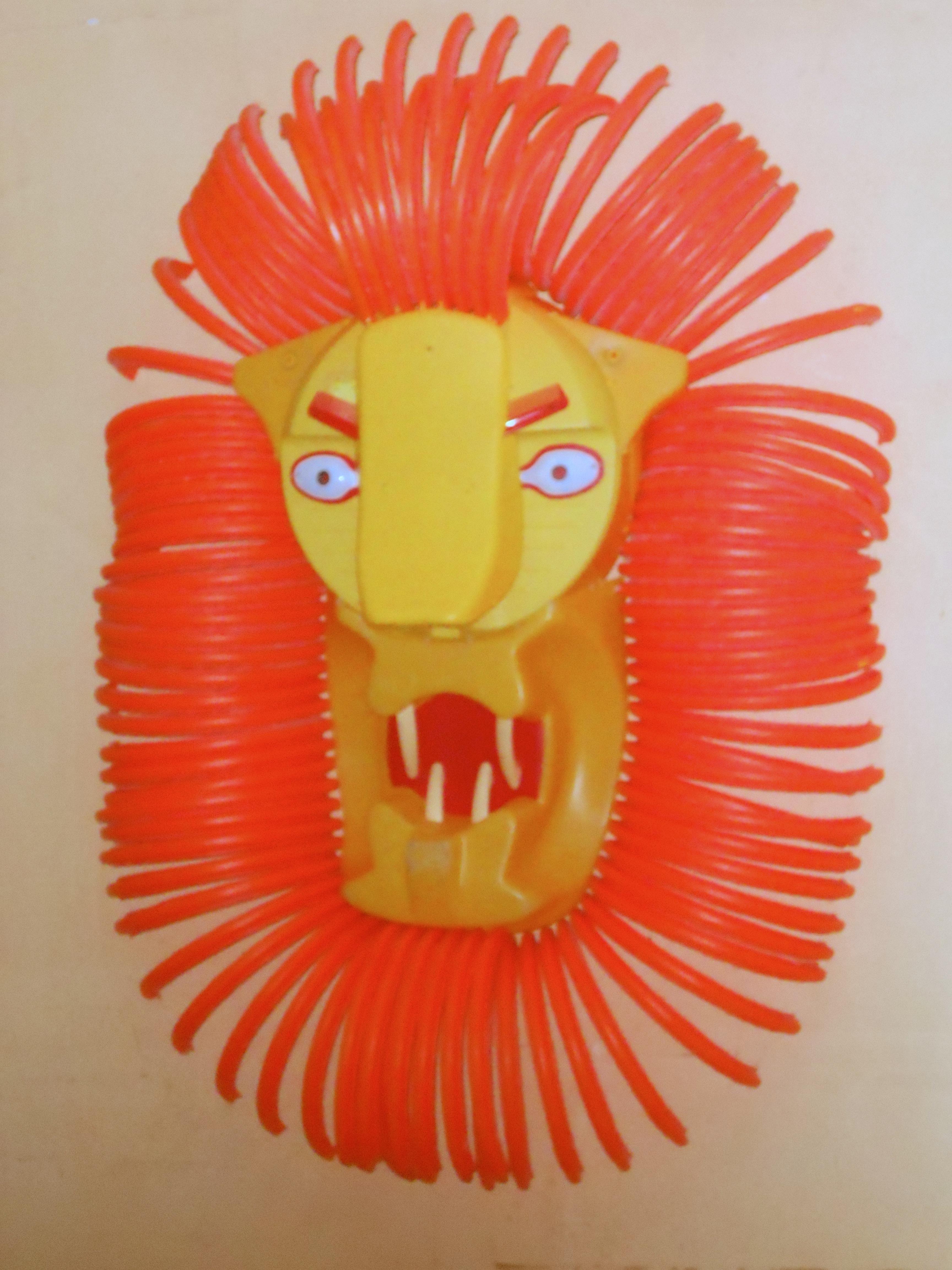 Lion d'Argenteuil