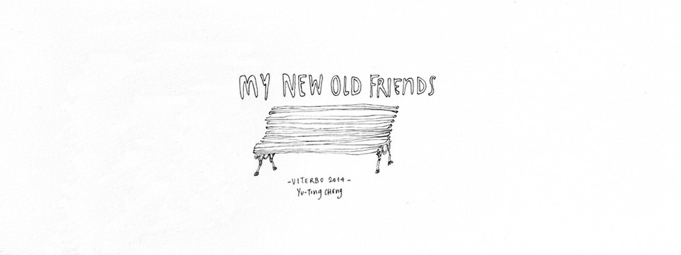 My New Old Friends