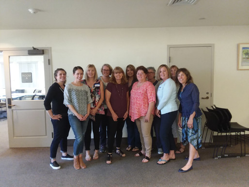 FIRST group to complete the EFT Level 2 Practitioner Training with Testimonials
