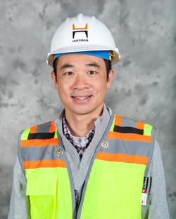 Hoffman Construction Team Portraits