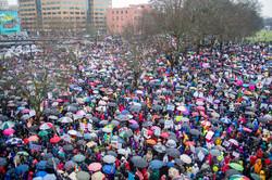 2017 Women's March Portland, OR