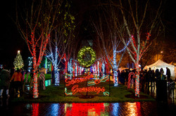Christmas in Beaverton, OR