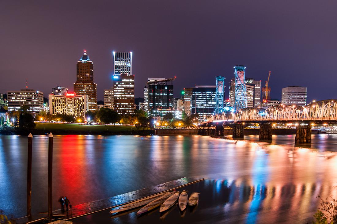 Portland Nightscapes