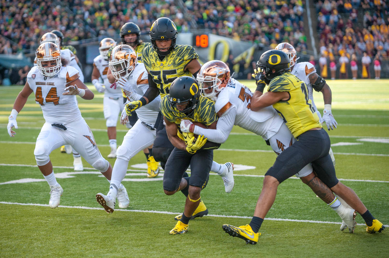 Oregon Ducks 2017 Season