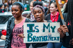 2016-7-7 DontShootPortland-Protest-Rally-45