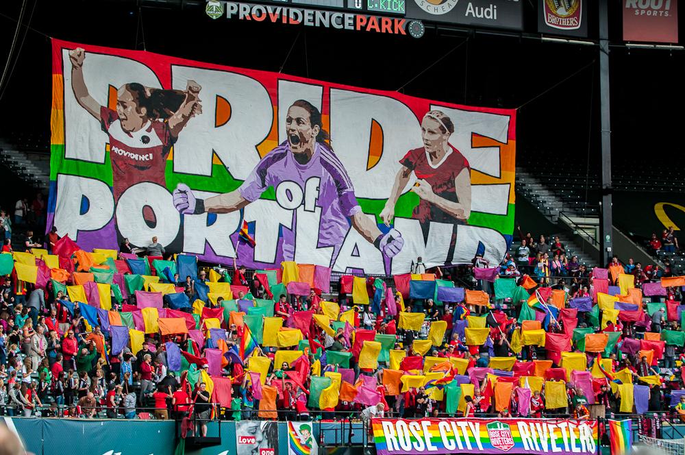Pride of Portland