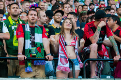 MLS All Stars vs. Bayern