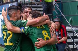 LAFC at Portland Timbers