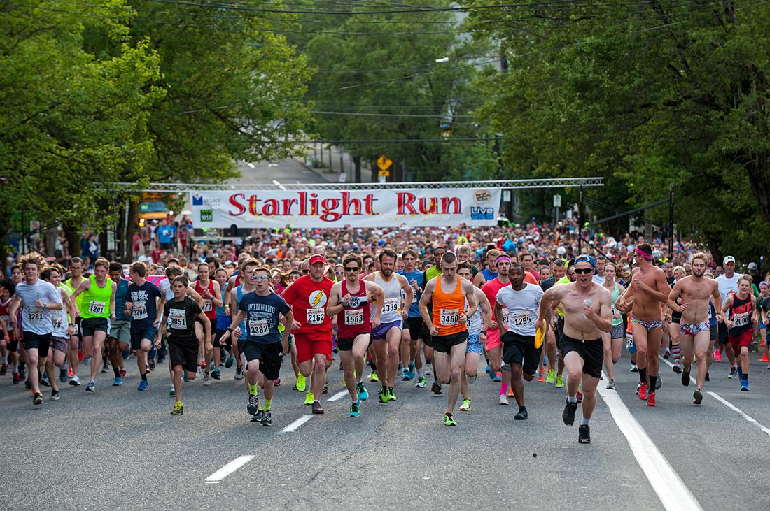 2015 Startlight Run