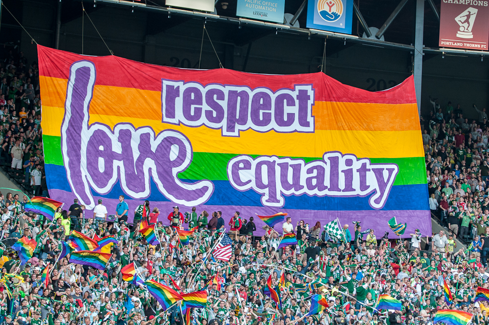 Love, Respect, Equality