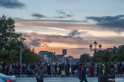 Dublin's Sunsets