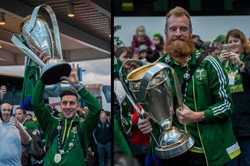 Timbers Reception at PDX