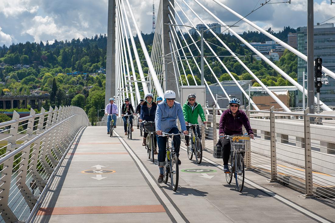 Boulder visits Portland