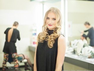 A Blog Just in Time for the Holidays: Hair M|W Holiday Party