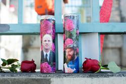 Memorial at Hollywood Transit Center