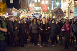 Portland Ferguson Protest