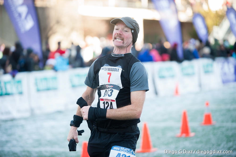Seattle Marathon 2014