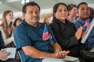 The Push to US Citizenship