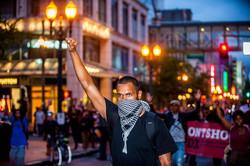 2016-7-7 DontShootPortland-Protest-Rally-56