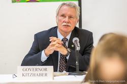 Oregon Governor John Kitzhaber