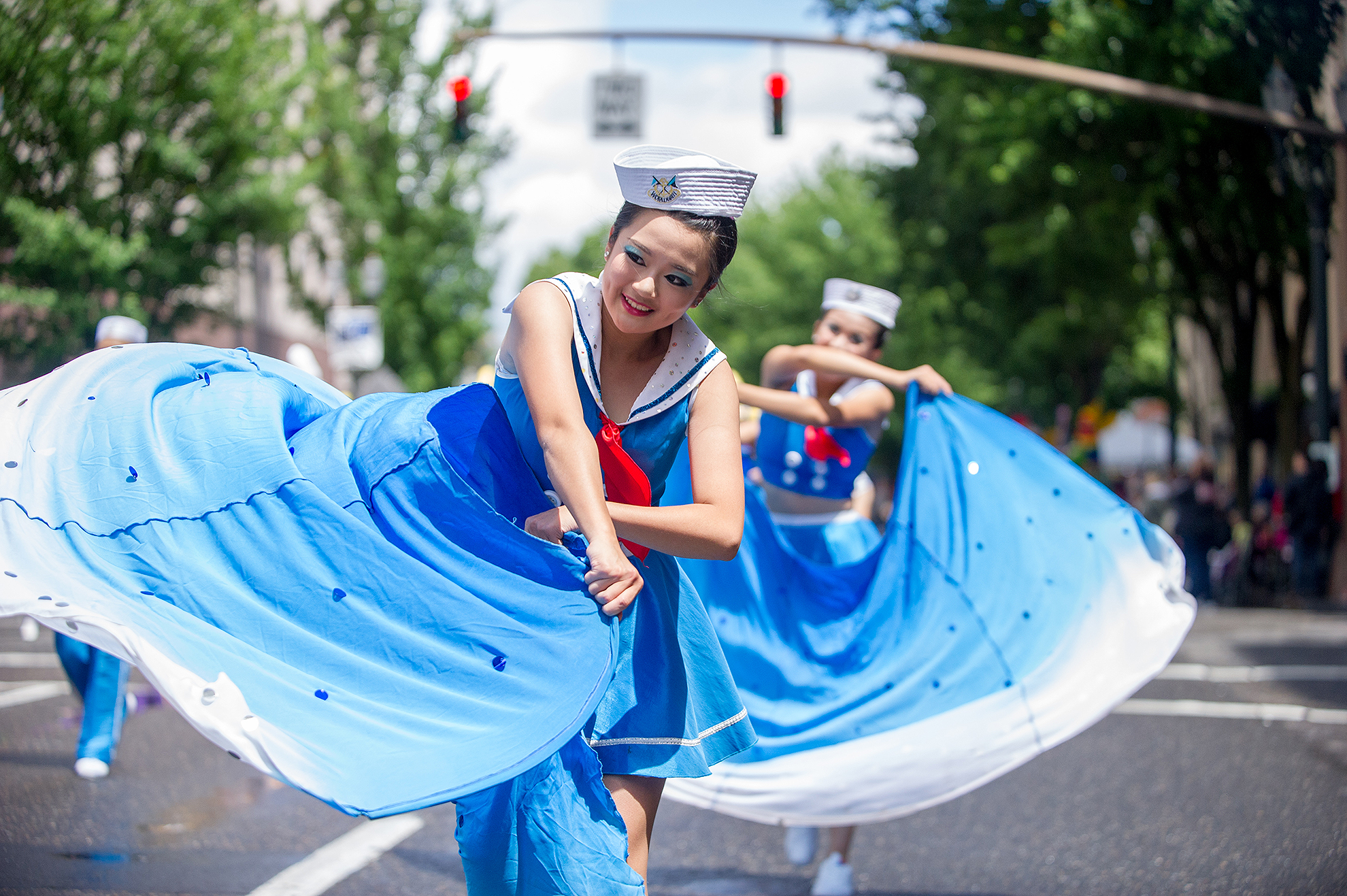 Rose Festival Grand Floral Parade