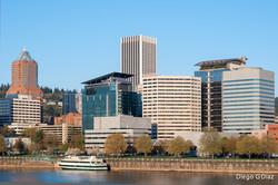 Portland in Spring Time