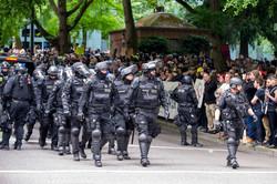 Alt-right Rally in Portland
