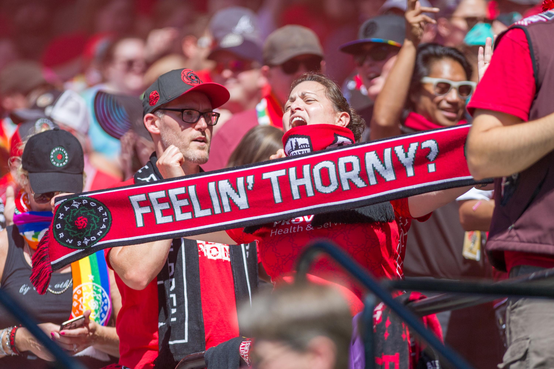 """Feelin' Thorny?"""