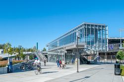 UW Sound Transit Station