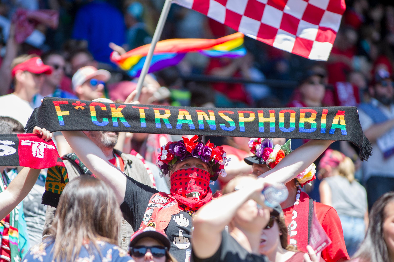 """""""F*ck Transphobia"""""""