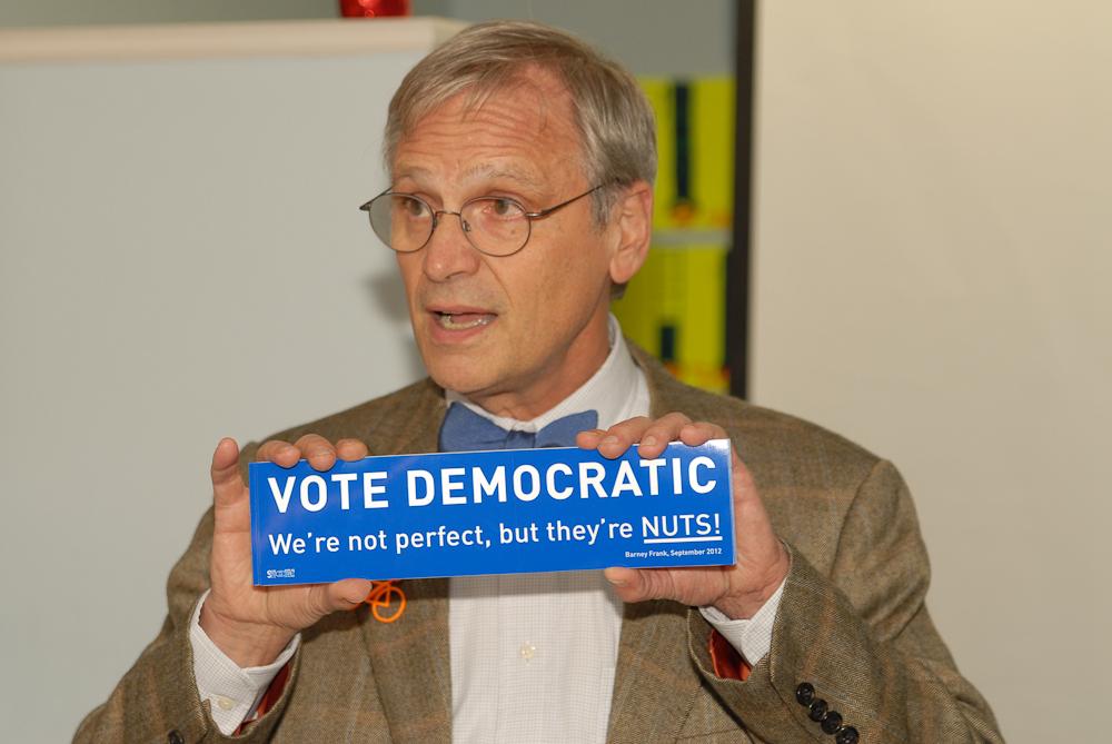 Representative Earl Blumenauer