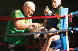 Gerry Storey in Action