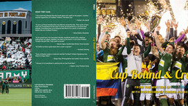 """On the top of the Best Seller list with """"Cup Bound & Crowned"""""""