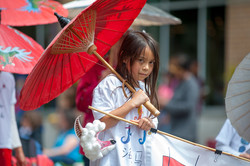 Junior Parade 2015