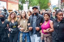 2016-7-7 DontShootPortland-Protest-Rally-42
