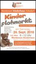 Kinderhaus Flohmarkt