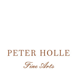 Logo Peter Holle - Fine Arts, Hannover