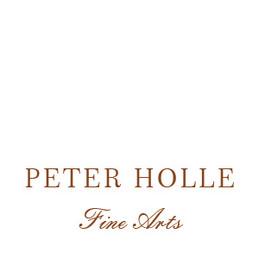Logo Peter Holle - Fine Arts, Hannover