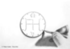 Skizze, Signum, Logo, Peter Holle, Peter, Holle,fine art, Hannover, Grafik, Grafiker, Illustrator, Künster, Kunst, zeichnen, skizzieren, malen, Fische, Sterne, Bucstaben, Hand, Bleistift, Portrait, Kinderbuchillustration, Illustration, Kuntmalerei, Liebe, Rechtum, Glück, Geld, Gold, Wohlstand, Reichtum, Fülle, Erleuchtung, Spiritualität