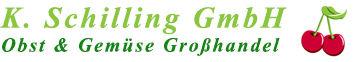 Logo Klaus Schilling GmbH Obst & Gemüse Großhandel