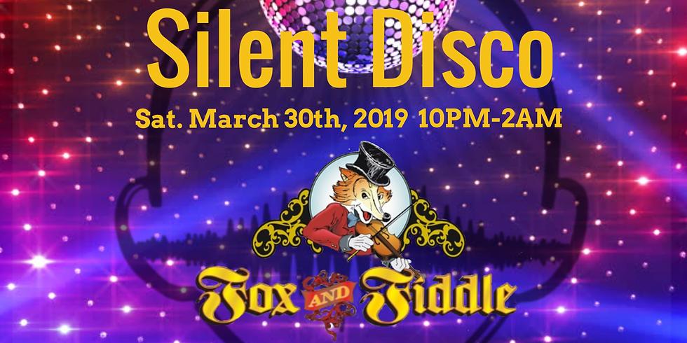 Fox & Fiddle Silent Disco