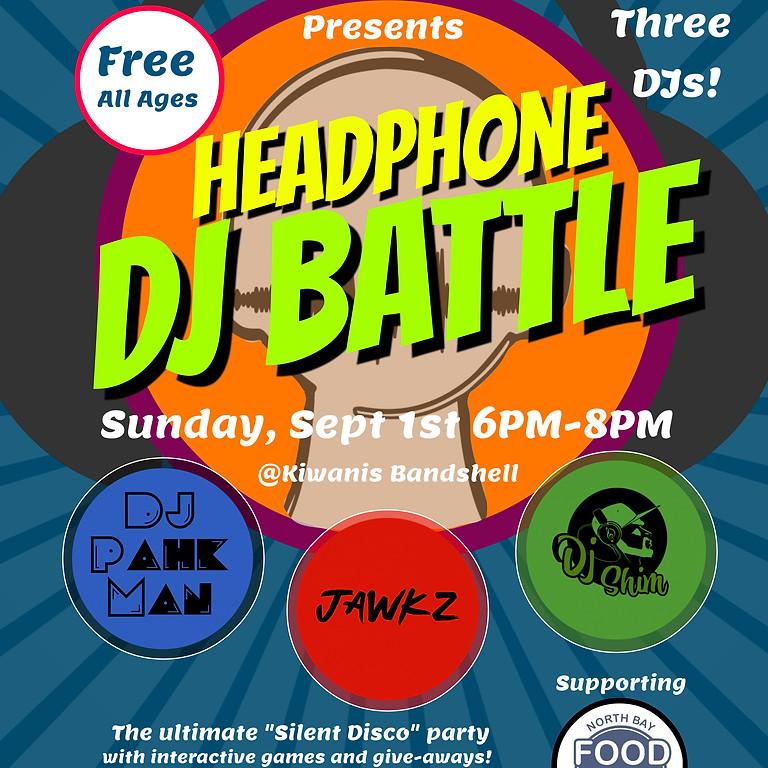 Headphone DJ Battle