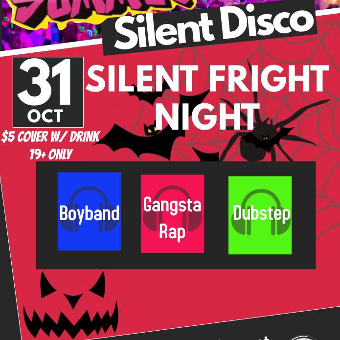 Summit Silent Disco - Silent Fright Night