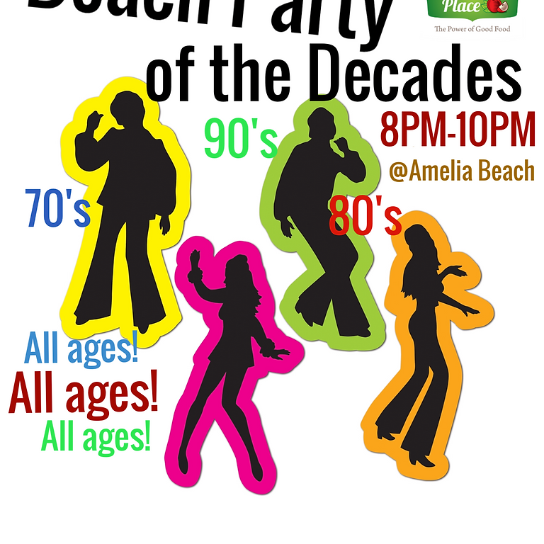 Beach Party of the Decades