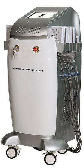 Épilation laser SHR machine
