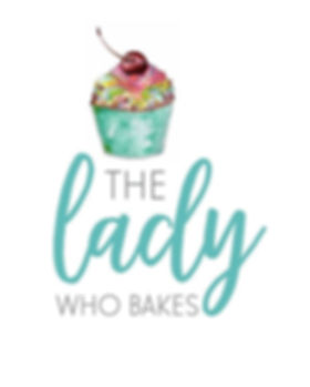 The Lady Who Bakes logo