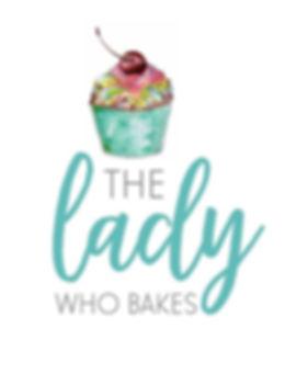 The Lady Who Bakes logo