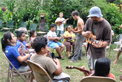 Hawaiian Summer Keiki Camp and Concert in Edmonds Washington - July 21-25, 2014